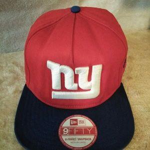 New Era New York Giants snapback cap